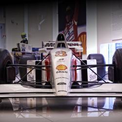 Auto formula 1 Marlboro Senna Ayrton